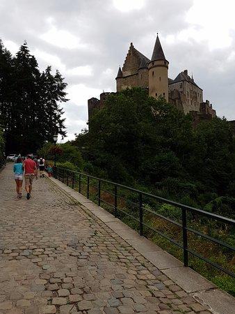 Chateau de Vianden: 維安登城堡
