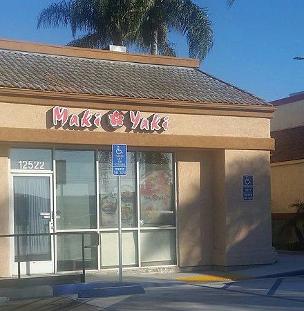 Stanton, CA: Maki Yaki Number 27