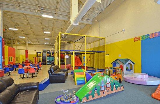 Aladdin's Adventures Indoor Playground