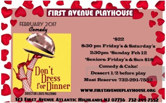 Atlantic Highlands, นิวเจอร์ซีย์: February SlapStick Comedy
