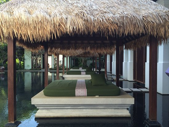 The Geo Spa at The Four Seasons Resort