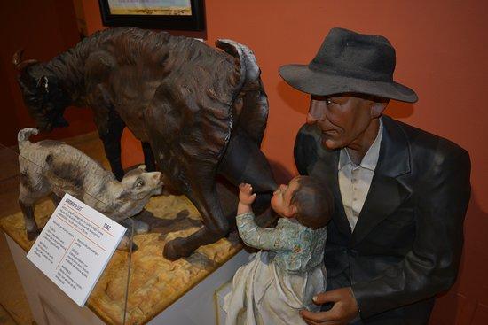 Museo del Gremio de Artistas Falleros: Precioso