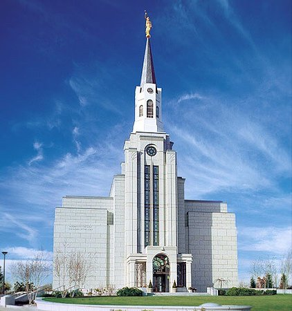 Boston Massachusetts LDS Temple