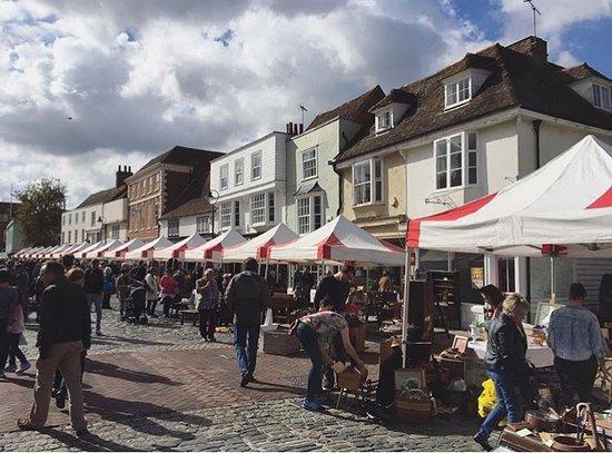 Faversham Antiques & Vintage Market