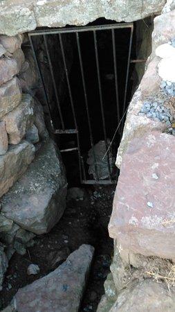 Mina de agua para el drenaje de l'Estany