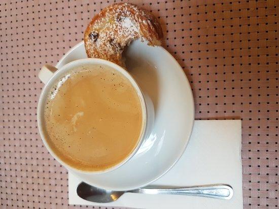 Breakfast at Ambra Hotel