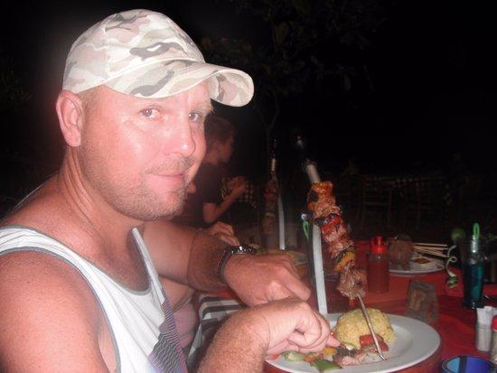 Tootsie Bar: Mmmmmm Drunken kabab
