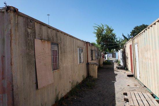 Ciudad del Cabo Central, Sudáfrica: Alley