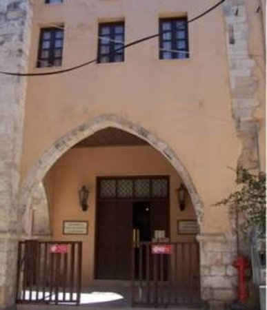 Historical and folk art museum of rethymnon historical for Craft and folk art museum