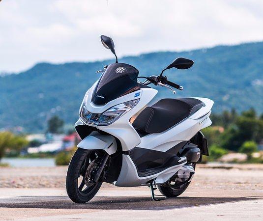 Honda Pcx 150 New Picture Of Thai Moto Bophut Tripadvisor