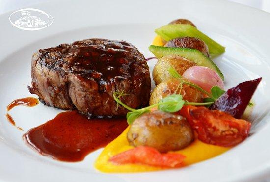 Gisborne, Selandia Baru: Beef Fillet