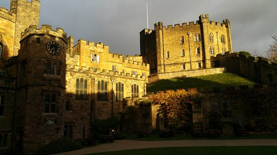 Durham Castle : Beautiful corner