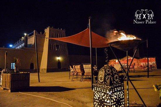 Nasser Palace Hôtel & Bivouacs