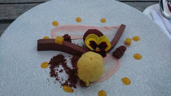Catharina's Restaurant at Steenberg: Dessert