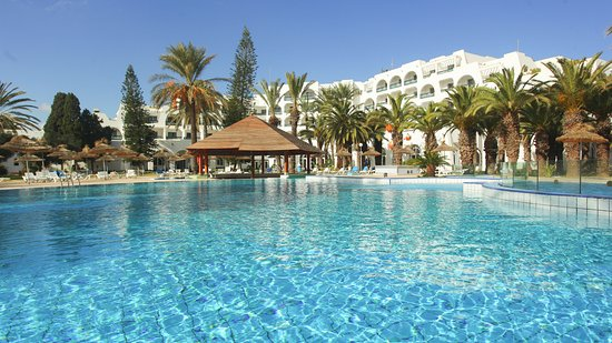 Hotel Marhaba Beach: Marhaba Beach Pool
