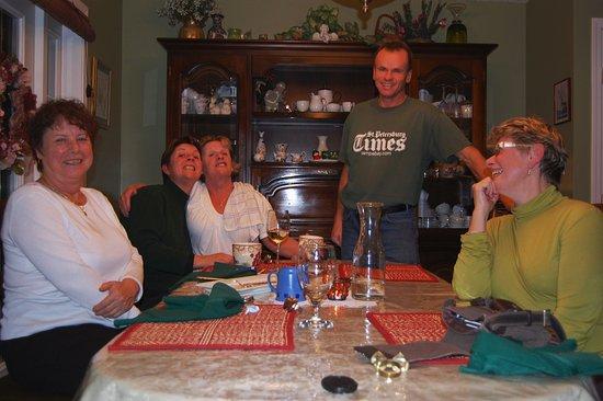 إقامة وإفطار بفندق جرايتفول: Repeat visitors from France. They came as guests, left as friends.