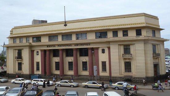 Kenya National Archives - Picture of Safarizote, Nairobi - Tripadvisor