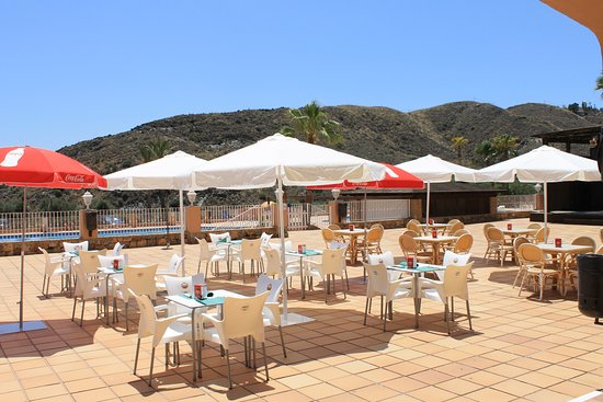 Terraza bar picture of suite hotel puerto marina mojacar tripadvisor - Suite hotel puerto marina ...
