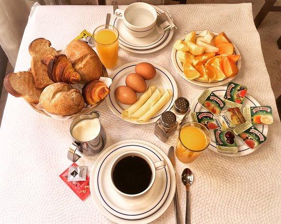 Residencial Portuense: Pequeno almoço continental