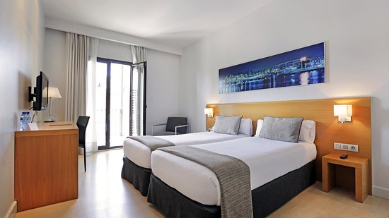 Hotel Arc La Rambla: Double Room with Terrace