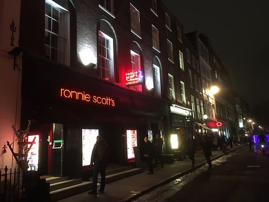 ‪Ronnie Scott's Jazz Club‬