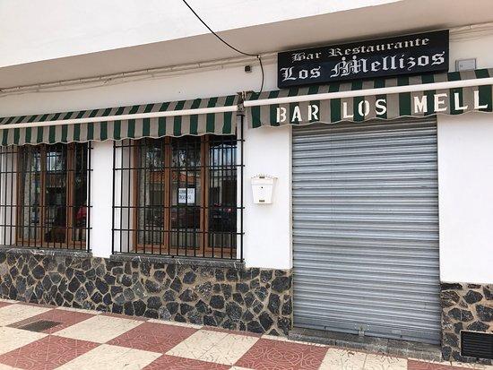 Villanueva del Rosario, สเปน: Bar Restaurante Los Mellizos