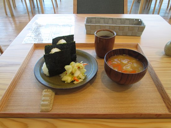 Mashiko-machi, Japan: モーニングセット