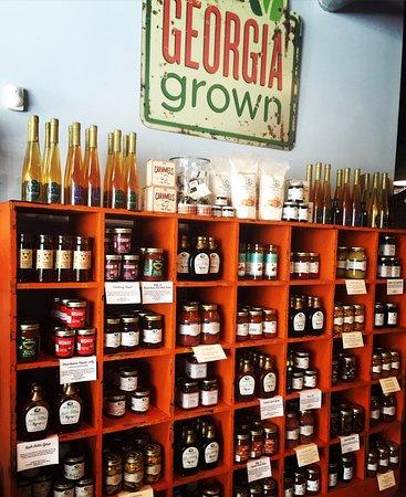 Вальдоста, Джорджия: Georgia Grown Local Products!!