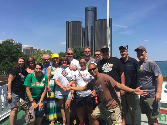 Motor City Brew Tours