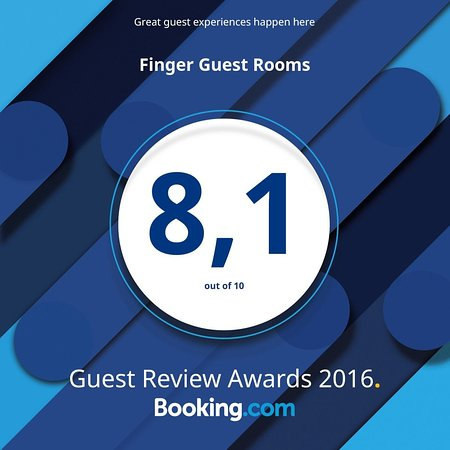 Finger Guest Rooms Krakow : ocena 2016