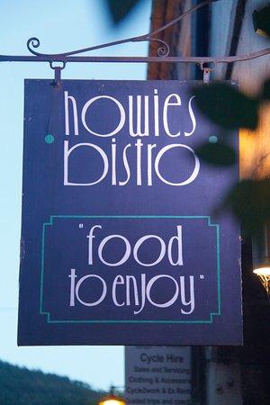 Dunkeld, UK: Howies Bistro