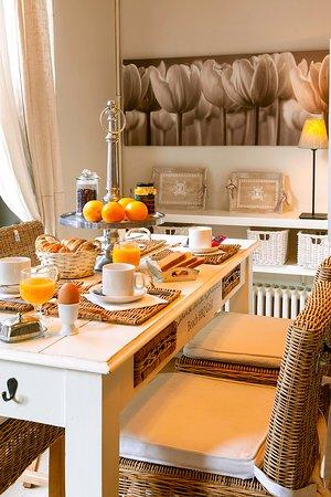 Hotel  les Embruns : Petit-déjeuner