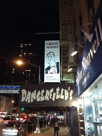 Dangerfield's: Dangerfields