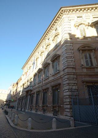 Palazzo madama sede del senato della repubblica m for Senato della repubblica sede
