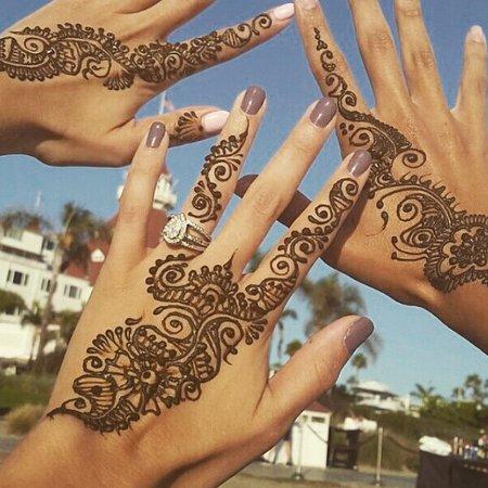 Henna Saint Lucia