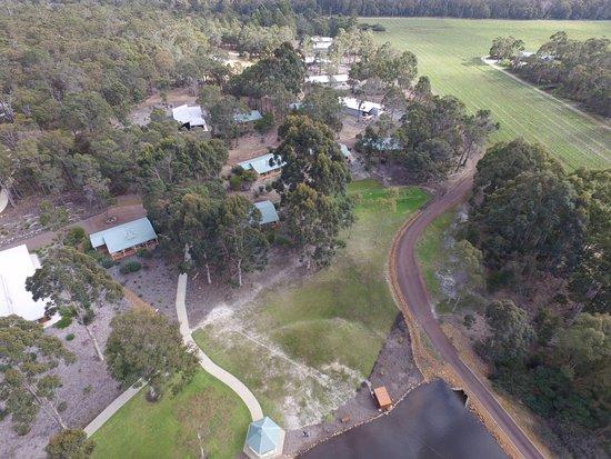 Metricup, Australia: VUE AERIENNE DRONE