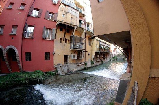 raccontando bologna città d'acqua con vitruvio