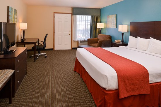 Best Western Designer Inn & Suites: king room