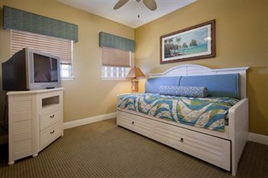 Lighthouse Key Resort and Spa: Lighthouse Key Trundle Bed