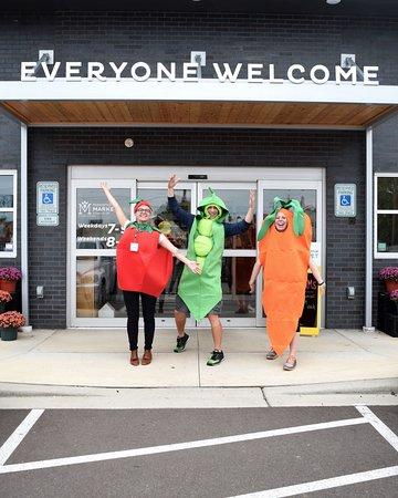 Menomonie, Wisconsin: Everyone is welcome at Menomonie Market!