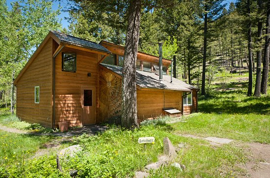 Entrance - Picture of Feathered Pipe Ranch, Helena - Tripadvisor