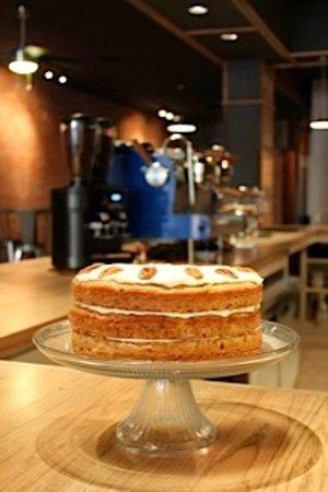 Corsicana, TX: From Scratch Desserts