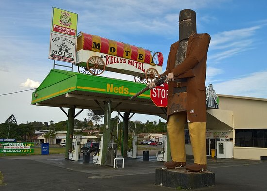 Ned Kelly's Motel