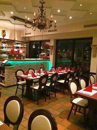 Restaurant Hermes Düsseldorf: Theke