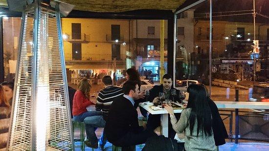 Vairano Patenora, Italia: Le calde atmosfere invernali di Chiancheria!