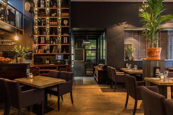 Photo of French Restaurant Restaurant Mooii at Oost-wijnstraat 8-16, Rotterdam 3011 TZ, Netherlands