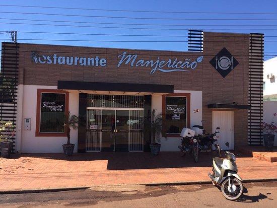 4eb60527ab9 Restaurante Manjericao