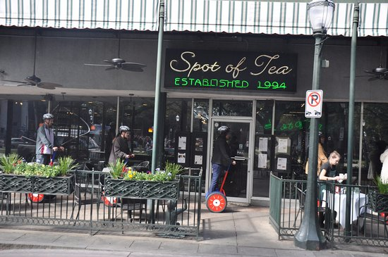 Spot of Tea's Segway Tours, Rentals & Sales