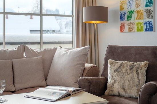 """Hotel Rosenstock: Die im Herbst 2016 renovierten Doppelzimmer Typ """"Höfats"""""""