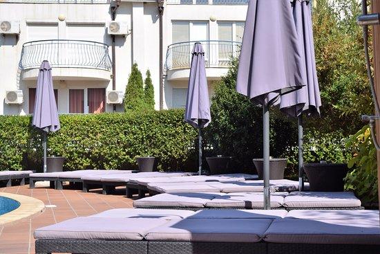 Pool - Picture of Selena Beach Hotel, Sozopol - Tripadvisor